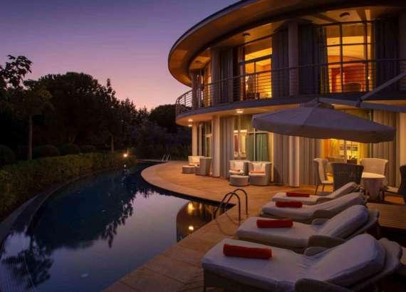 Single Villa Calista Luxury